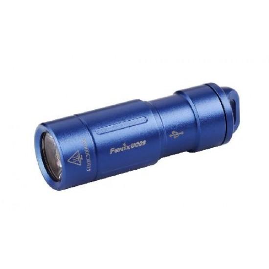 Фонарь Fenix UC02 синий
