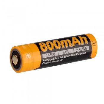 Аккумулятор 14500 Fenix ARB-L14 800mAh
