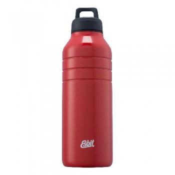 Бутылка для воды Esbit MAJORIS DB680TL-R, из нержавеющей стали, красная, 0.68 л