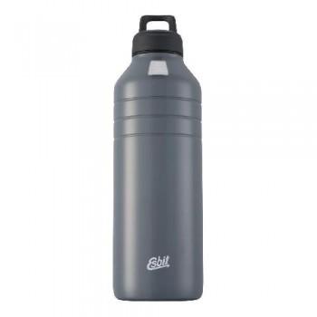 Бутылка для воды Esbit Majoris, темно-серая, 1.38 л