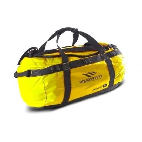 Сумка водонепроницаемая Trimm MISSION S, 45 литров желтый