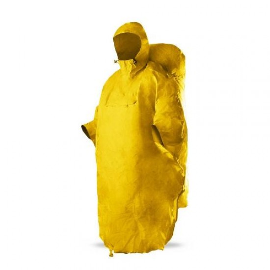Дождевик Trimm ONES, желтый