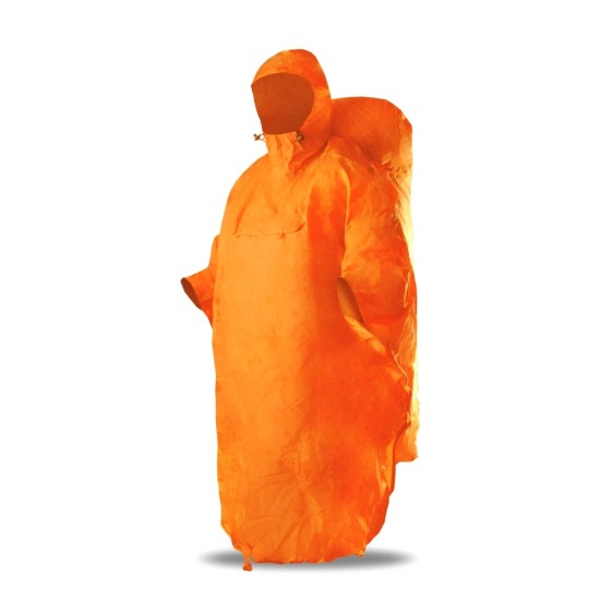 Дождевик Trimm ONES, оранжевый