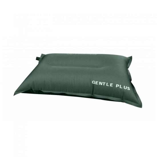 Подушка надувная Trimm GENTLE PLUS, оливковый