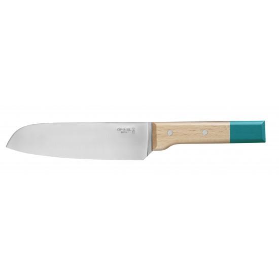 Нож кухонный Opinel №119, деревянная рукоять, нержавеющая сталь, 002126