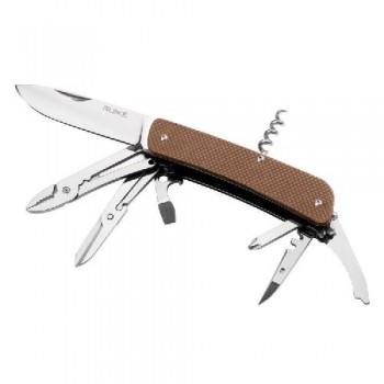 Нож multi-functional Ruike L41-N коричневвый