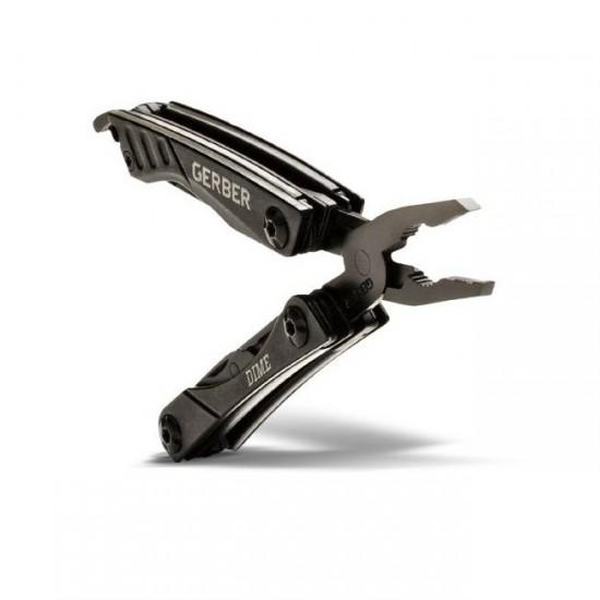 Мультитул Gerber Tactical Dime Micro Tool, черный, блистер, (1003728)
