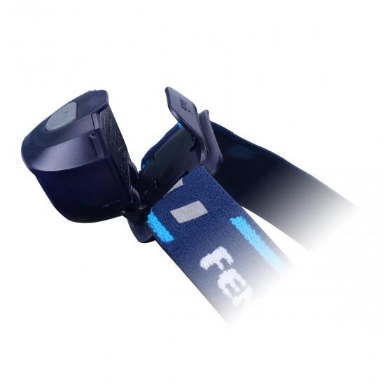 Налобный фонарь Fenix HL16 синий