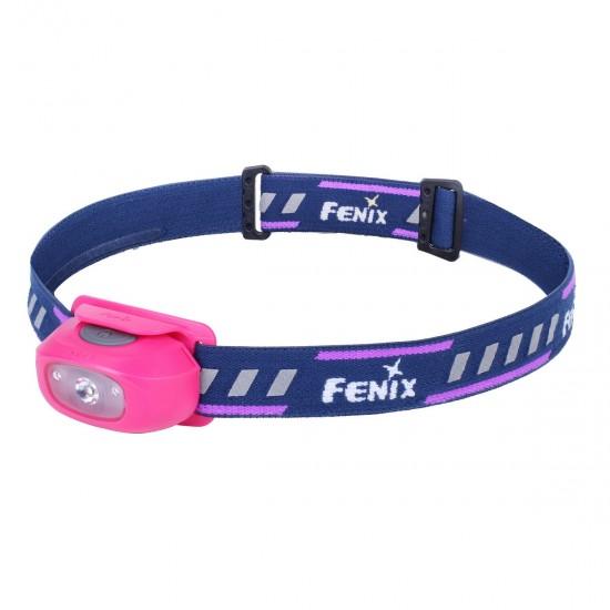 Налобный фонарь Fenix HL16 розовый