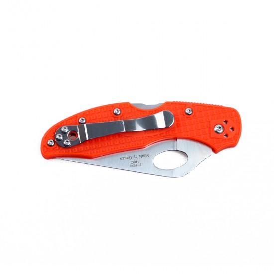 Нож складной Firebird F759M розовый
