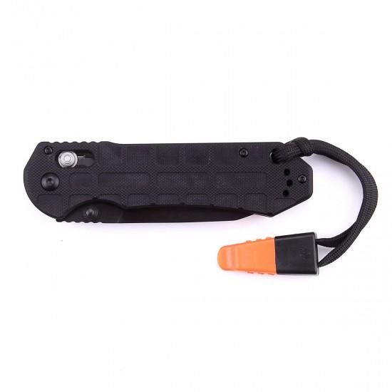 Нож складной Firebird F7453-WS черный