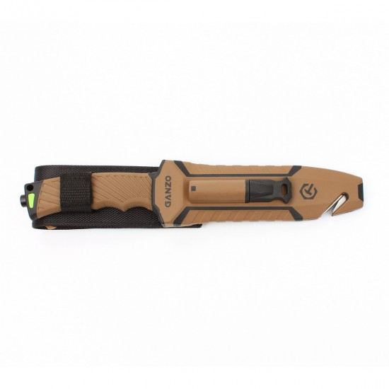 Нож Firebird by Ganzo F803-LG зеленый (G803-LG)