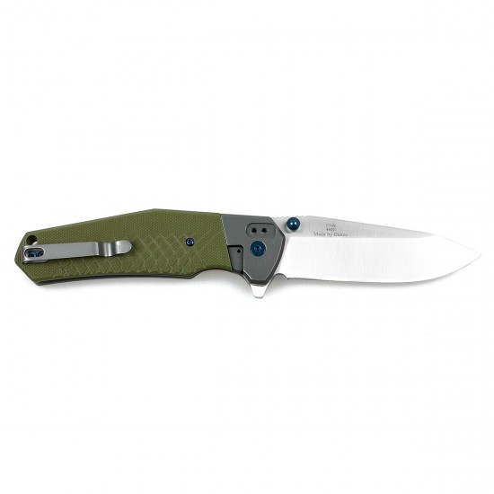 Нож складной Firebird F7491 зеленый (G7491-GR)
