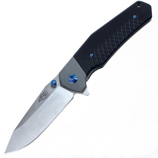 Нож складной Firebird F7491 черный (G7491-BK)