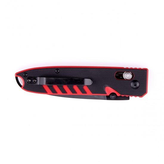 Нож складной Firebird F746-3-RB черно-красный (G746-3-RB)