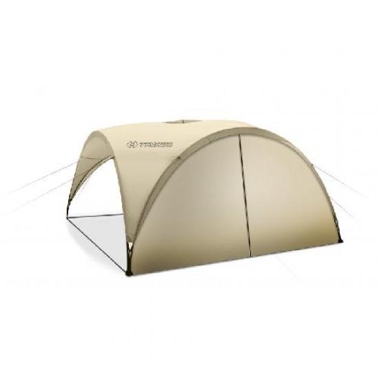 Дополнительная стенка Trimm для палатки PARTY WALL with zipper, песочный