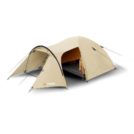 Палатка Trimm Outdoor EAGLE, песочный 3+1