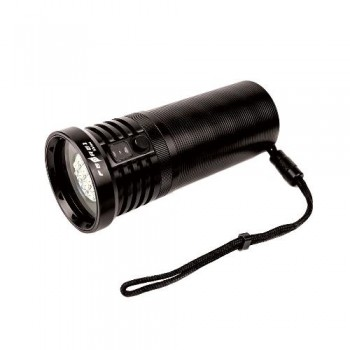 Фонарь дайвинговый Ferei Shine W167 8 x CREE XM-L2 холодный - набор