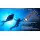 Фонарь для дайвинга Ferei W158B Cree XM-L2 (теплый свет диода)