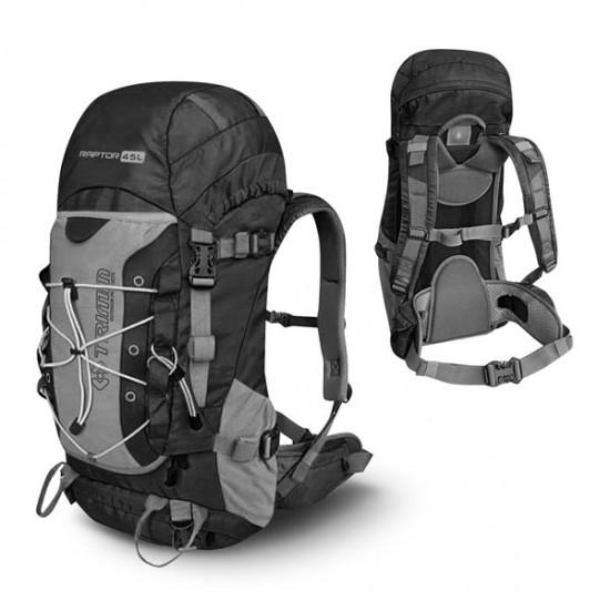Рюкзак Trimm Adventure RAPTOR II 45л черный