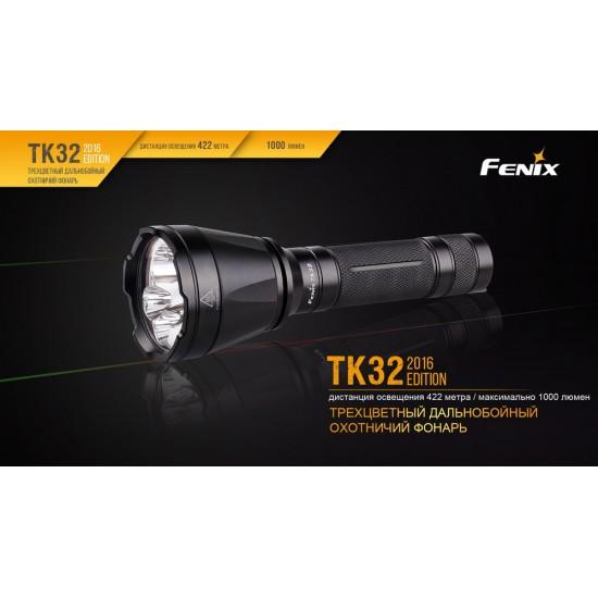 Фонарь Fenix TK32 2016
