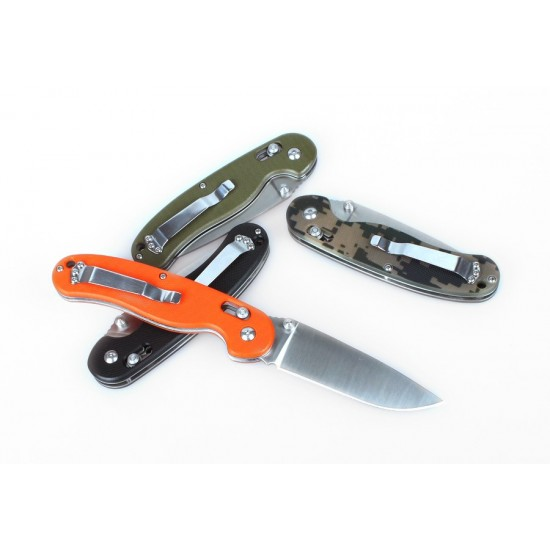 Нож складной Ganzo G727M черный