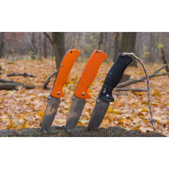 Нож складной Ganzo G723M черный
