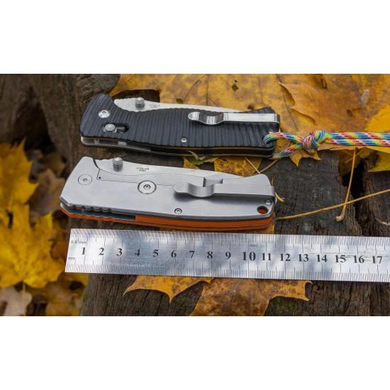 Нож Ganzo G722 оранжевый