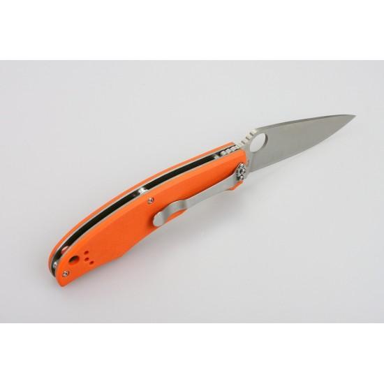 Нож складной Ganzo G732 оранжевый