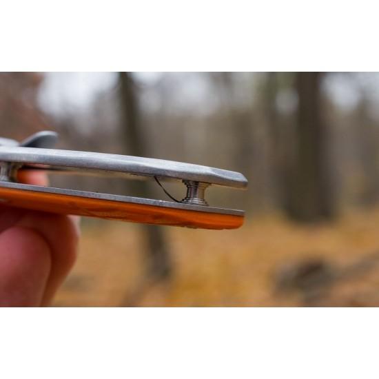 Нож складной Ganzo G723M оранжевый