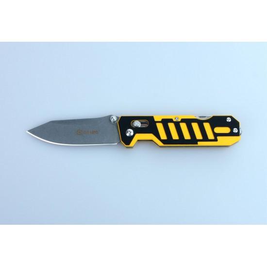 Нож складной Ganzo G735 зеленый