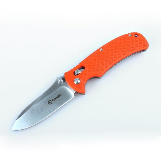Нож складной Ganzo G726M черный