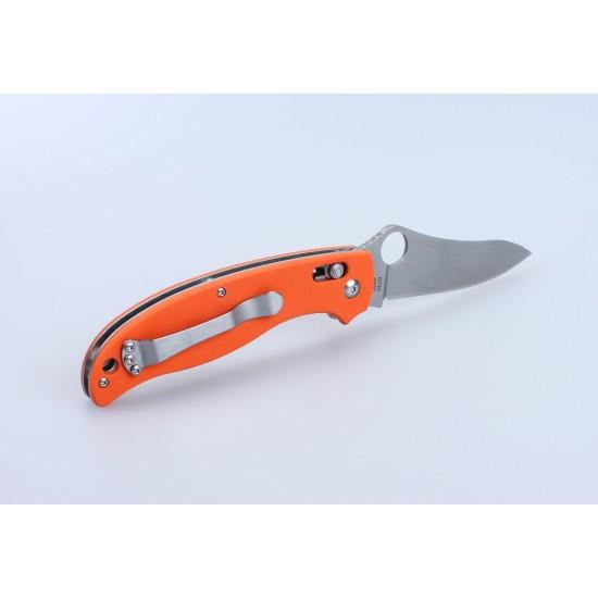 Нож складной Ganzo G733 оранжевый