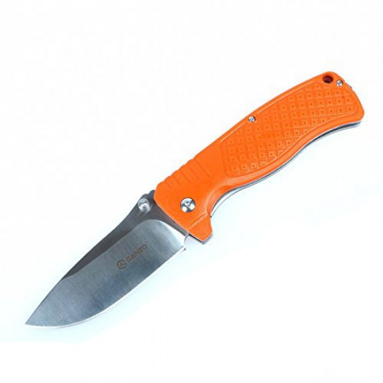 Нож складной Ganzo G722 оранжевый