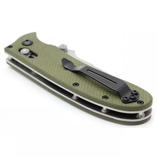 Нож складной Ganzo G704 зеленый