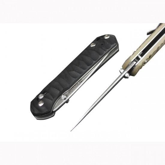 Нож складной Ganzo G717 черный