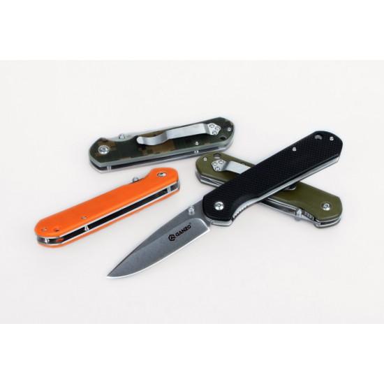 Нож складной Ganzo G6801 черный