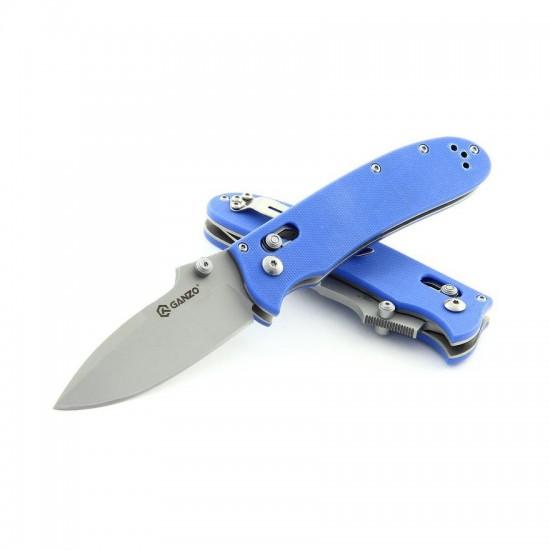 Нож складной Ganzo G704 красный