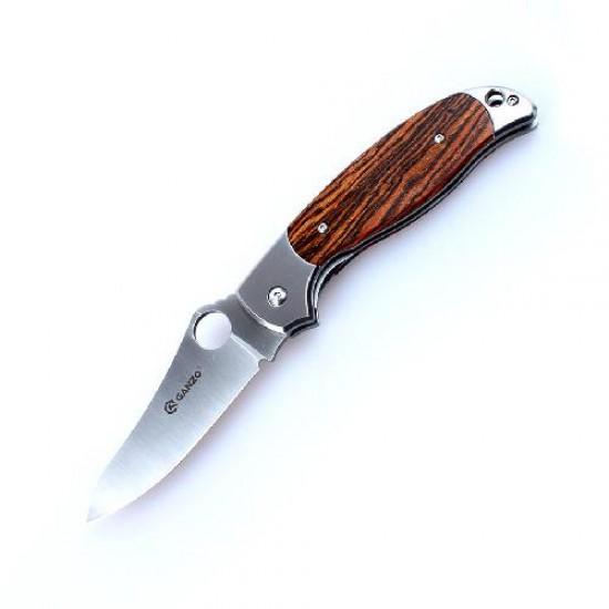 Нож складной Ganzo G7371 светлое дерево