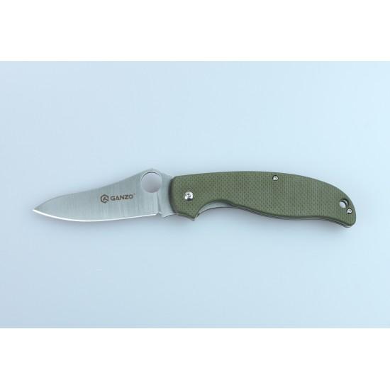 Нож складной Ganzo G734 оранжевый