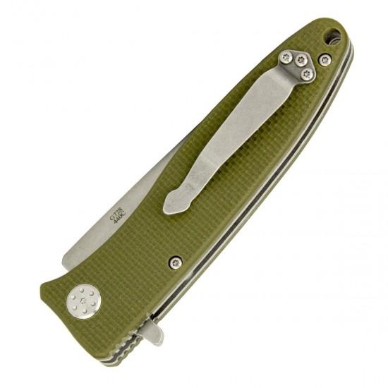 Нож складной Ganzo G728 черный