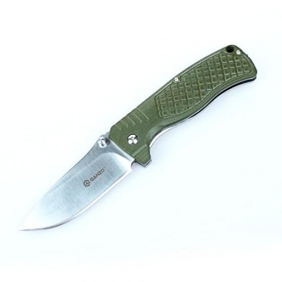 Нож складной Ganzo G722 зеленый