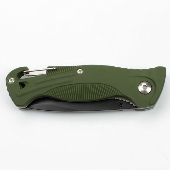 Нож складной Ganzo G611 зеленый