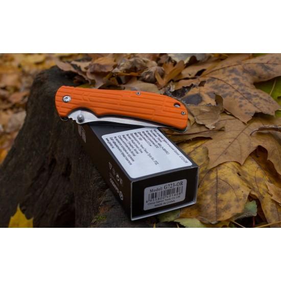 Нож складной Ganzo G723M зеленый