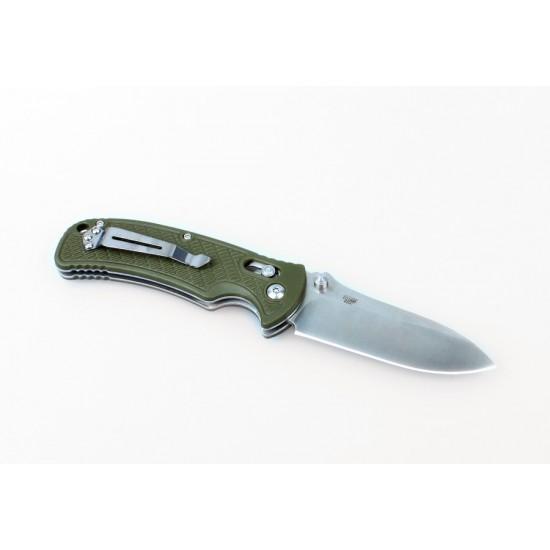 Нож складной Ganzo G726M оранжевый