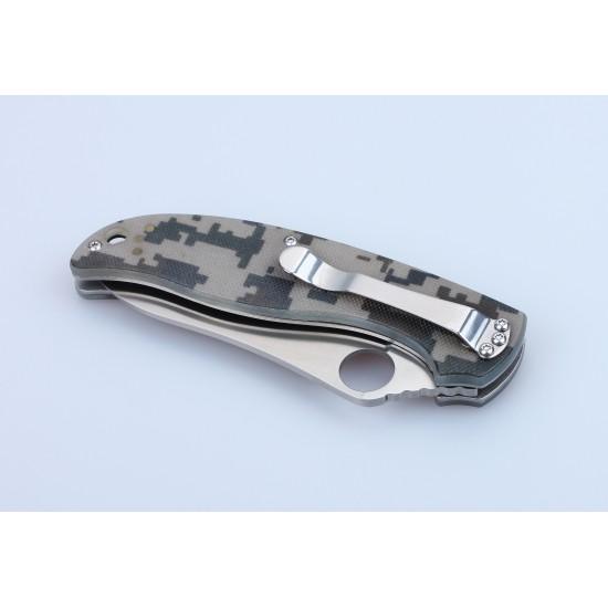 Нож складной Ganzo G734 черный