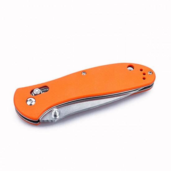Нож складной Ganzo G7392 оранжевый