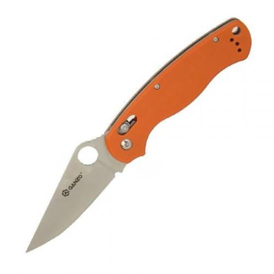 Нож складной Ganzo G729 оранжевый