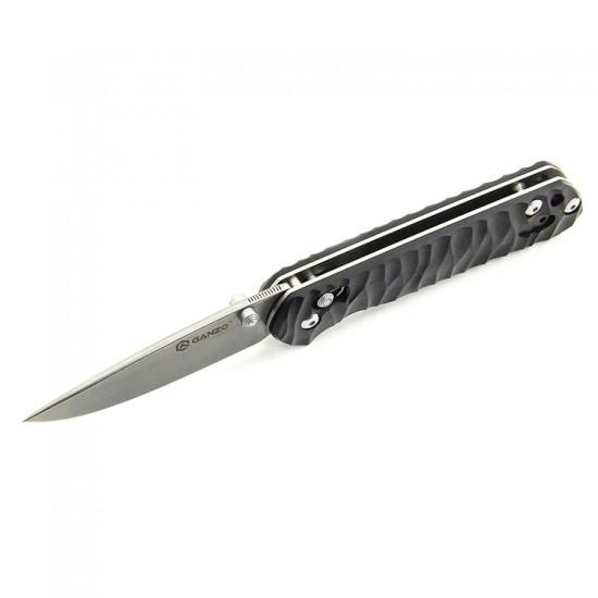 Нож складной Ganzo G717 желтый