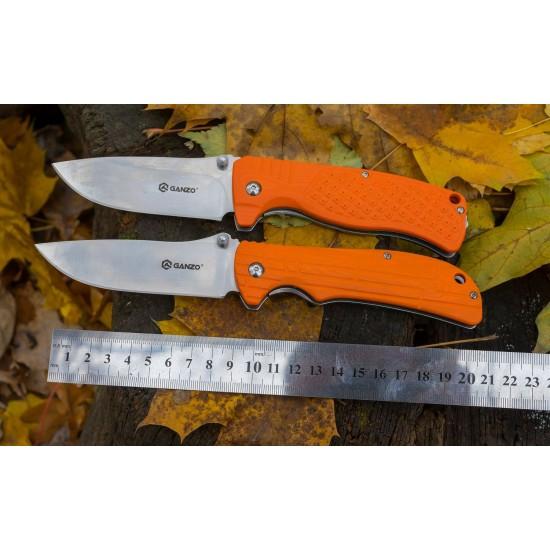 Нож Ganzo G723M зеленый